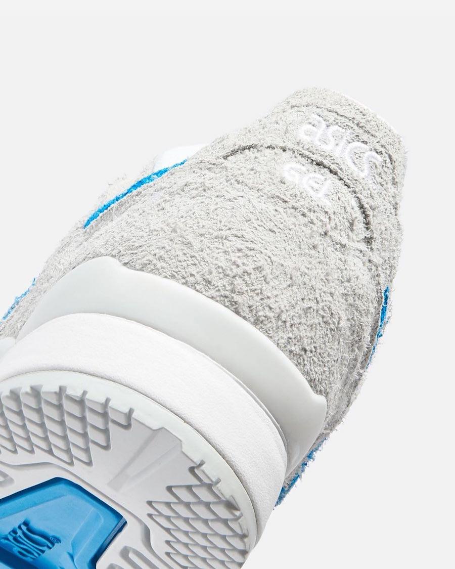 Kith Asics Gel Lyte 3 Super Blue 2019 Release