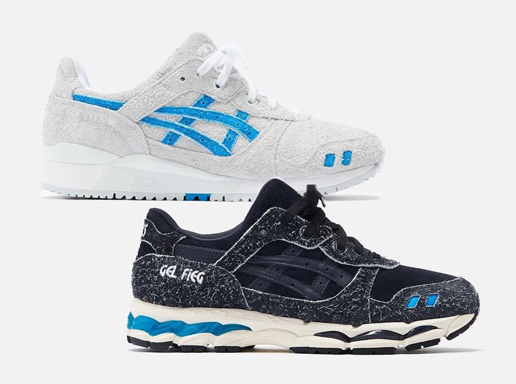 Kith Asics Super Blue Collection Release Date