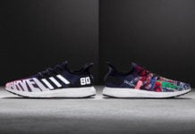 Marvel Foot Locker adidas AM4 Release Date Info
