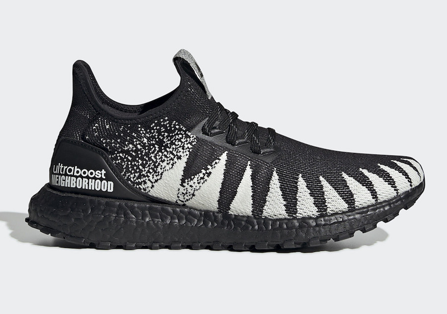 Neighborhood adidas Ultra Boost All Terrain FU7313 Release Date Info