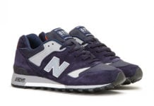 New Balance M577 NGR Made in England Navy Grey Release Date Info