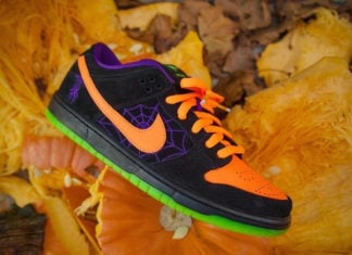 Night of Mischief Nike SB Dunk Low BQ6817-006