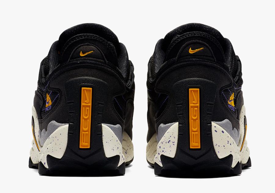 Nike ACG Skarn Black University Gold CD2189-002 Release Date Info