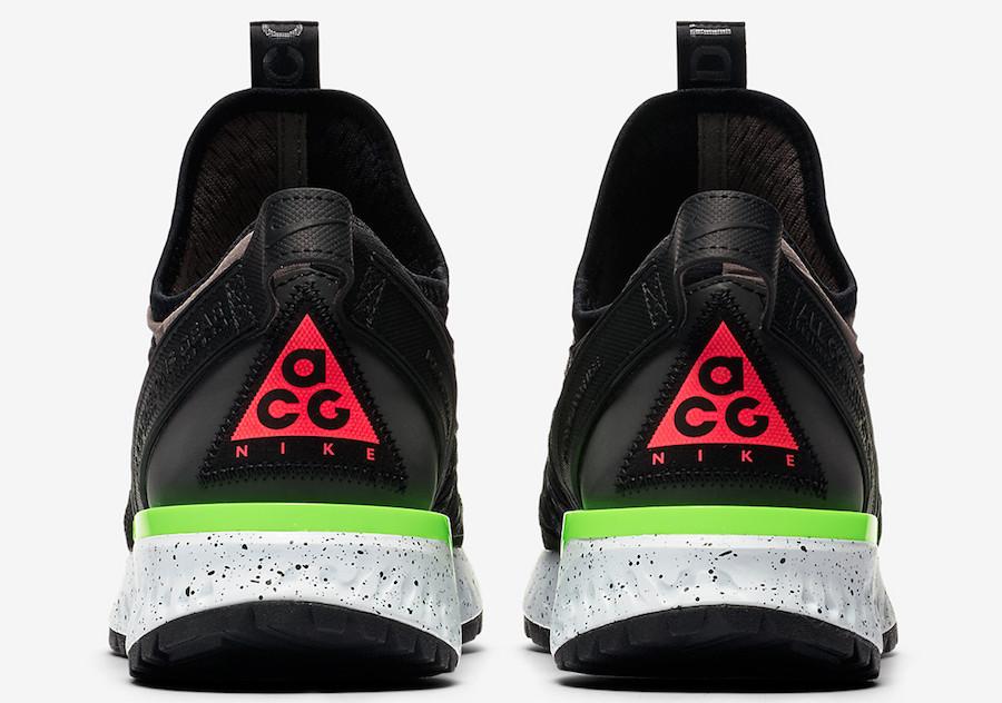 Nike ACG React Terra Gobe Ridgerock Crimson BV6344-202 Release Date Info
