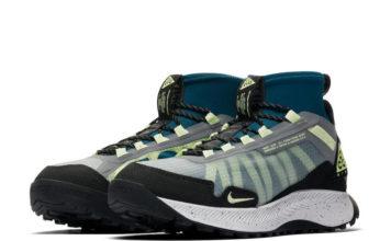 Nike ACG Zoom Terra Zaherra Aviator Grey Barely Volt CQ0076-001 Release Date Info