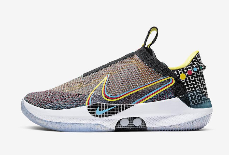 Nike Adapt BB Multi-Color AO2582-900 Release Date Info