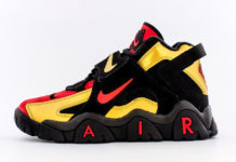 Nike Air Barrage Mid 49ers CT1573-700 Release Date Info