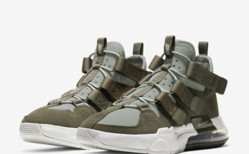 Nike Air Edge 270 Medium Olive AQ8764-201 Release Date Info