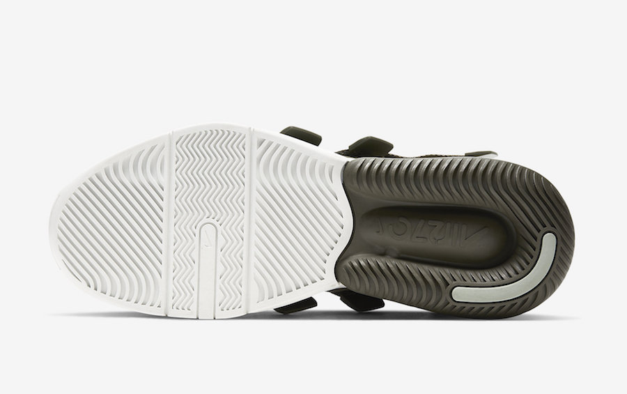 Nike Air Edge 270 Medium Olive AQ8764-201 Release Date Info