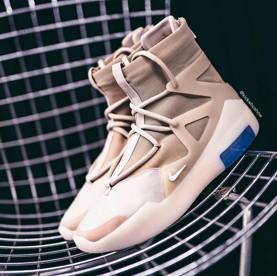 Nike Air Fear of God 1 Oatmeal AR4237-900