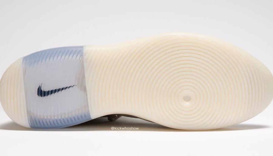 Nike Air Fear of God 1 Oatmeal AR4237-900 Release Date
