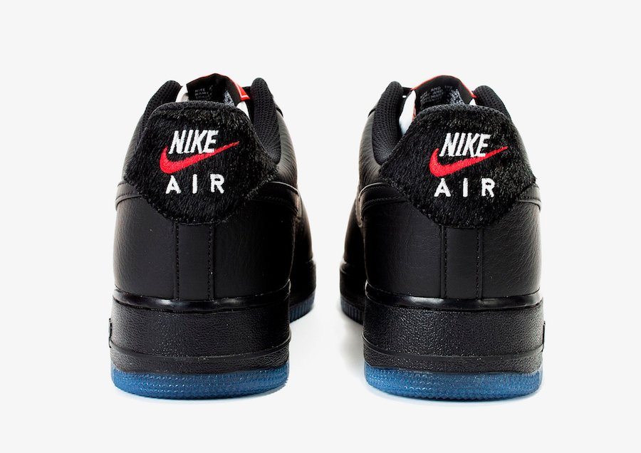 Nike Air Force 1 Chicago Release Date