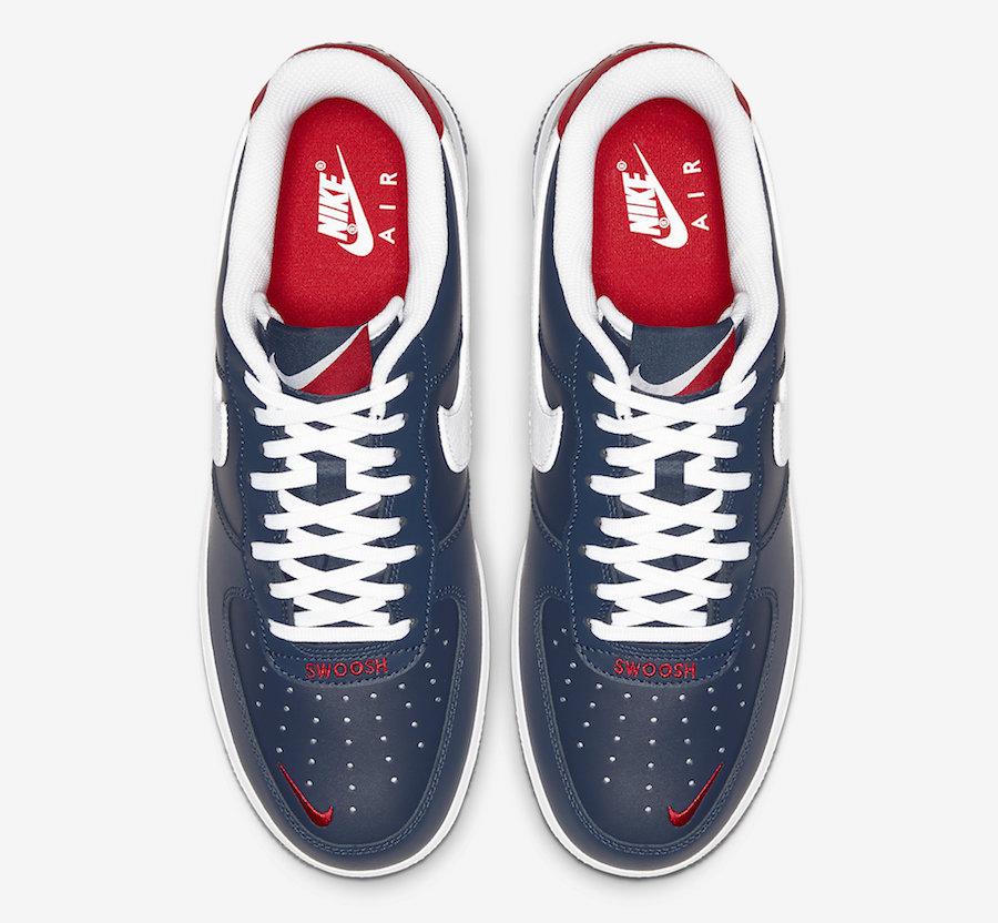Nike Air Force 1 Low CJ8731-400 Release Date Info