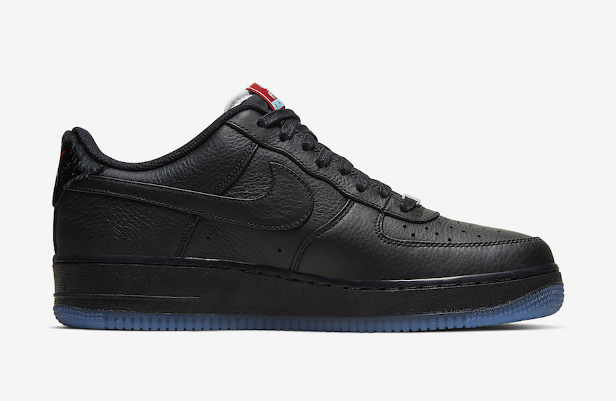Nike Air Force 1 Low Chicago CT1520-001 Release Date Info