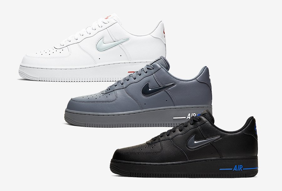 nike air force 2019 releases