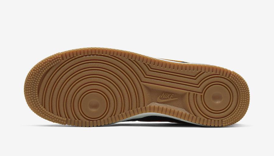 Nike Air Force 1 Low Michigan CI0057-400 Release Date Info