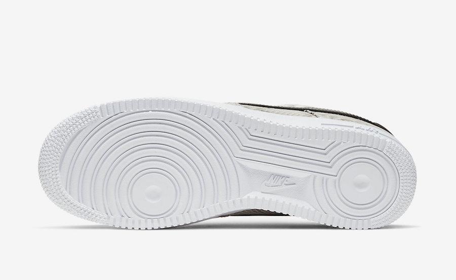 Nike Air Force 1 Low Snakeskin BQ4424-100 Release Date Info