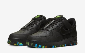 Nike Air Force 1 NYC Parks CT1518-001 Release Date Info
