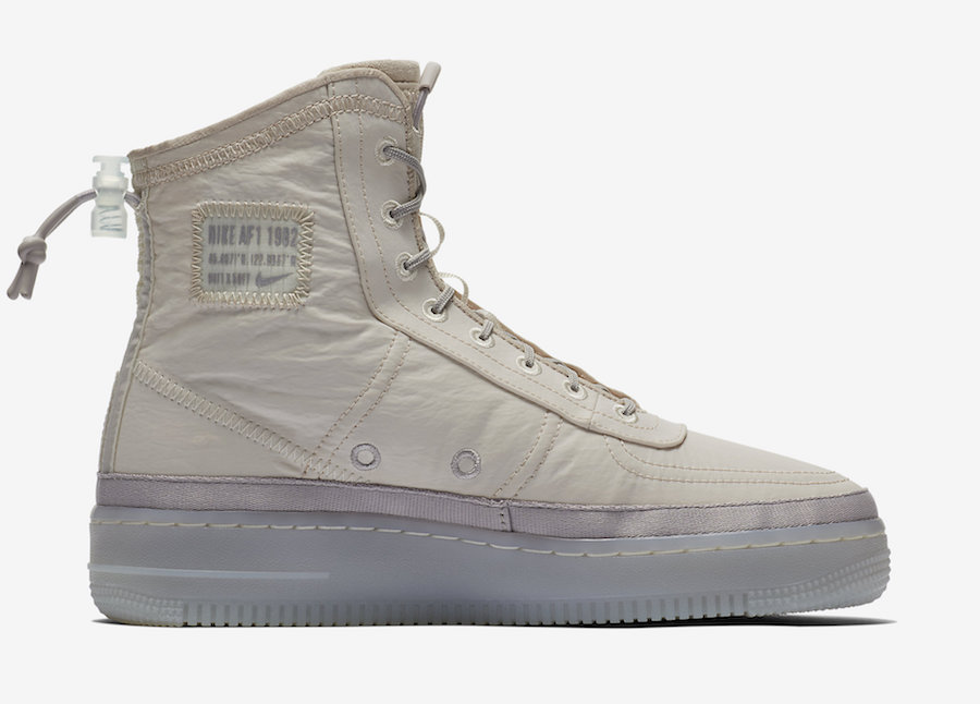 Nike Air Force 1 Shell BQ6096-002 Release Date Info