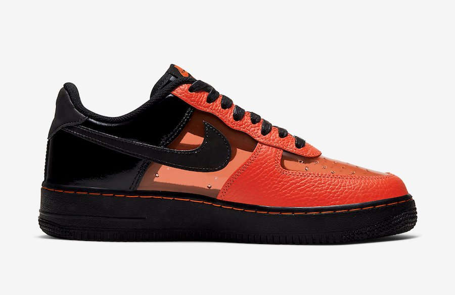 Nike Air Force 1 Shibuya Halloween CT1251-006 Release Date