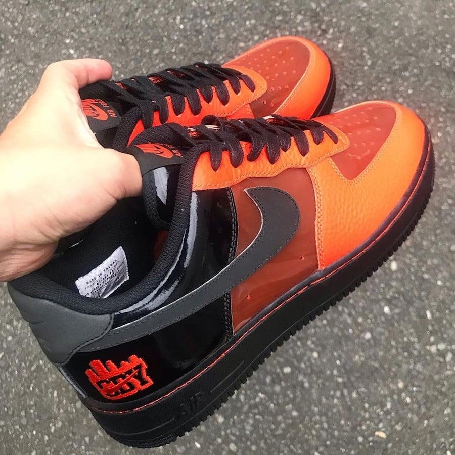 Nike Air Force 1 Shibuya Halloween Release Date Info