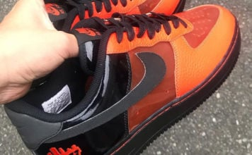 Nike Air Force 1 Shibuya Halloween Release Date Info