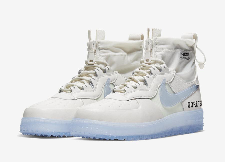 Nike Air Force 1 WTR Gore-Tex Phantom