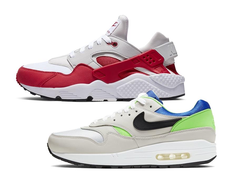 Nike DNA Series 87 x 91 Air Max 1 Huarache AR9863-900 Release Date ...