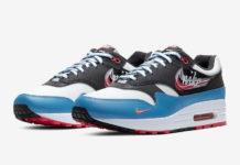Nike Air Max 1 Script Swoosh CT1623-001 Release Date Info