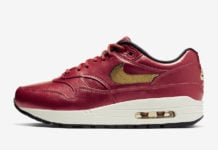 Nike Air Max 1 Sequin Gold CT1149-600 Release Date Info