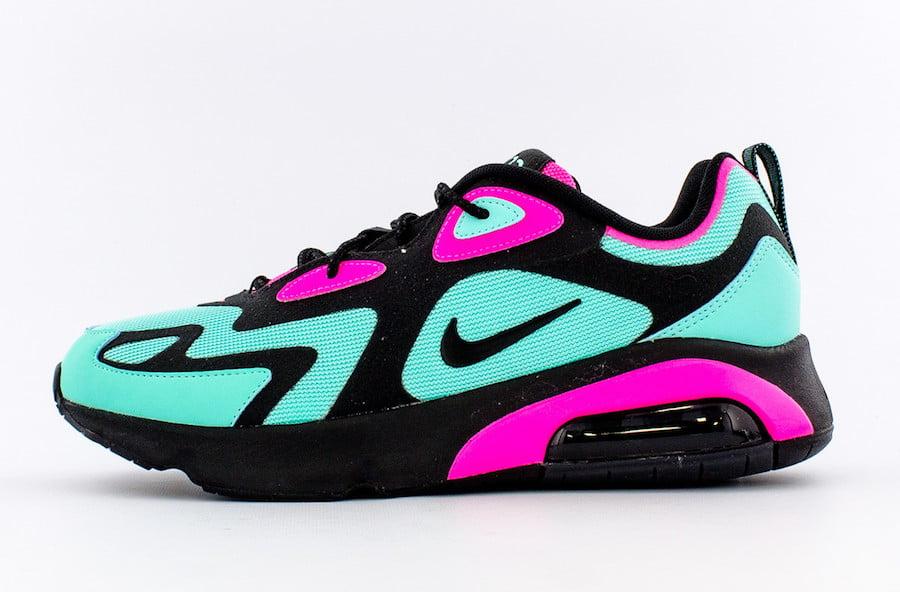 Nike Air Max 200 South Beach CU4900-300 Release Date Info ...