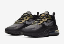 Nike Air Max 270 React Camo CT5528-001 Release Date Info