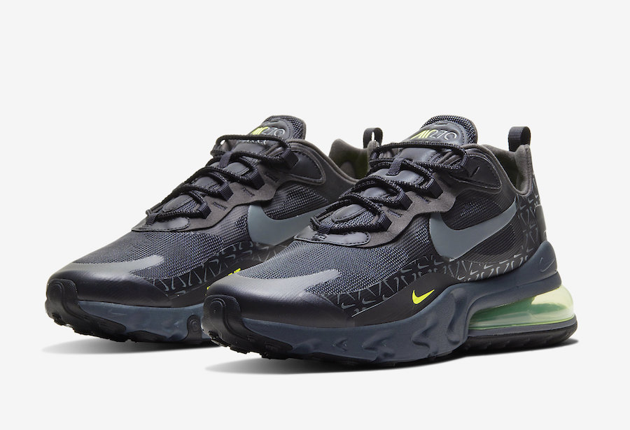 Nike Air Max 270 React Just Do It CT2538-001 Release Date Info | SneakerFiles