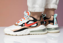 Nike Air Max 270 React Metallic Red Bronze CT3428-100 Release Date Info