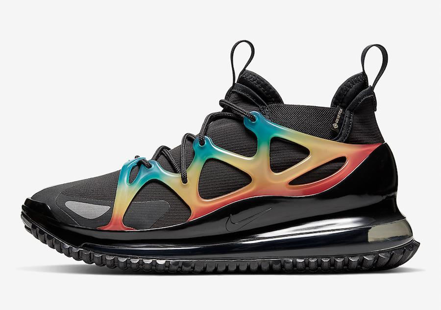 Nike Air Max 720 Horizon Black Multi BQ5808-003 Release Date Info