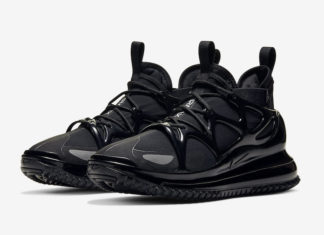 Nike Air Max 720 Horizon Black Vast Grey BQ5808-002 Release Date Info