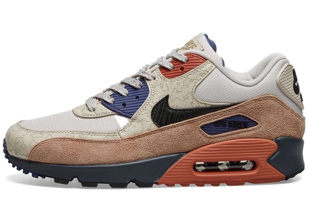 Etapa Pelearse Empírico  Nike Air Max 90 NRG 30th Anniversary Shoes Amazon