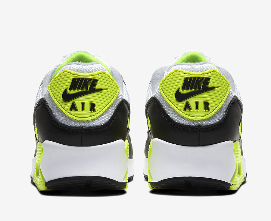 Nike Air Max 90 Volt CD0881-103 Release Date