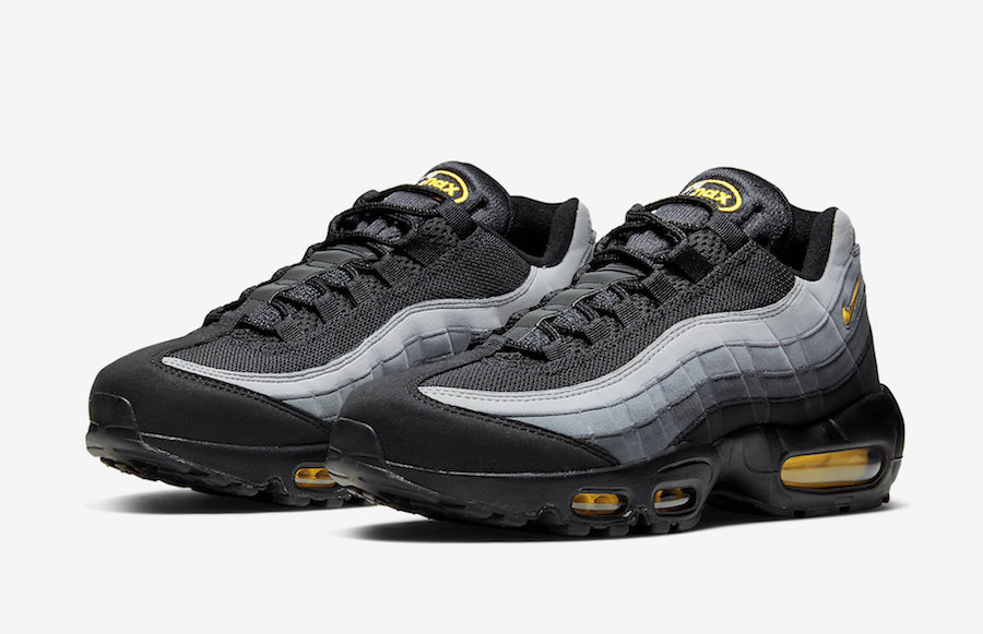 clearance sale delicate colors temperament shoes This Nike Air Max 95 Comes Dressed for Batman Fans | Getswooshed