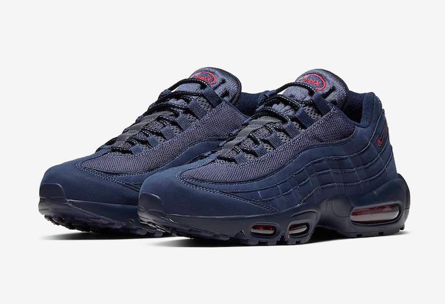 Official Look At The Nike Air Max Plus 3 Burgundy Navy