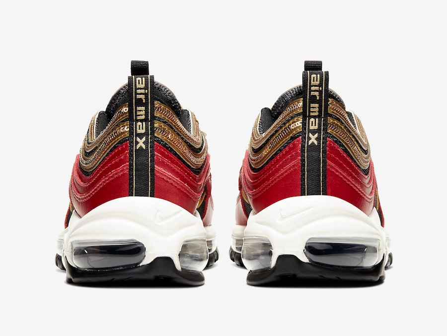 Nike Air Max 97 Sequin Gold CT1148-600 Release Date Info