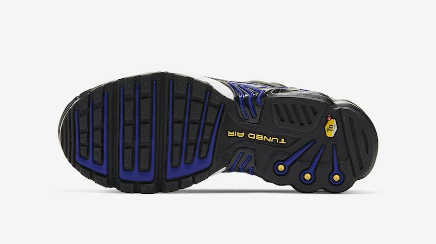 Nike Air Max Plus 3 Hyper Blue CD6871-001 Release Date Info
