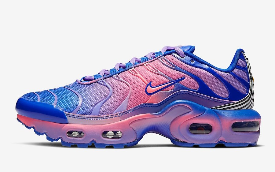 Nike Air Max Plus Gradient CT0962-400 Release Date Info