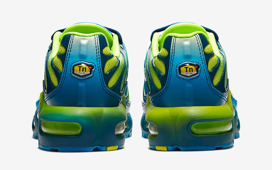 Nike Air Max Plus Gradient CT0962-401 Release Date Info