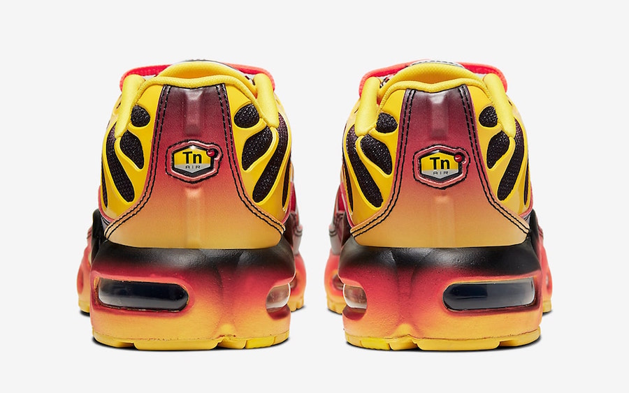 Nike Air Max Plus Gradient CT0962-700 Release Date Info