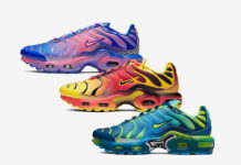 Nike Air Max Plus Gradient Pack Release Date Info
