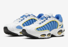 Nike Air Max Tailwind 4 IV Denver Nuggets CD0456-100 Release Date Info