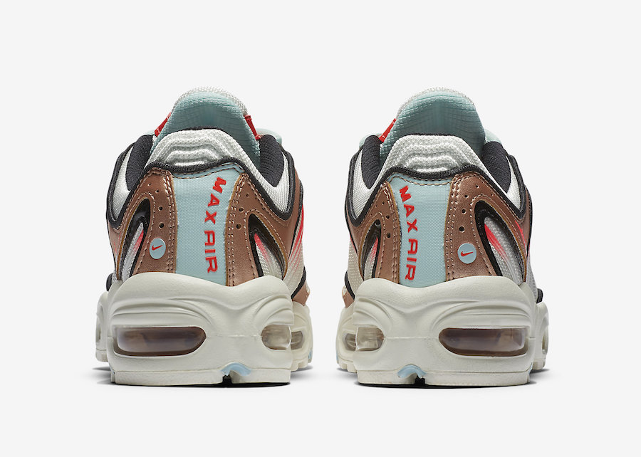 Nike Air Max Tailwind 4 Metallic Red Bronze CT3427-900 Release Date Info