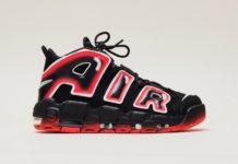 Nike Air More Uptempo Laser Crimson CJ6129-001 Release Date Info