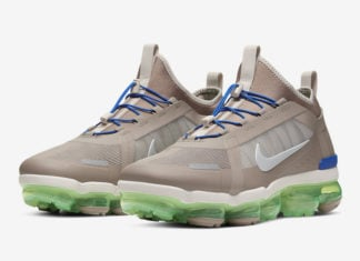 Nike Air VaporMax 2019 Utility Desert Sand Electric Green BV6351-007 Release Date Info
